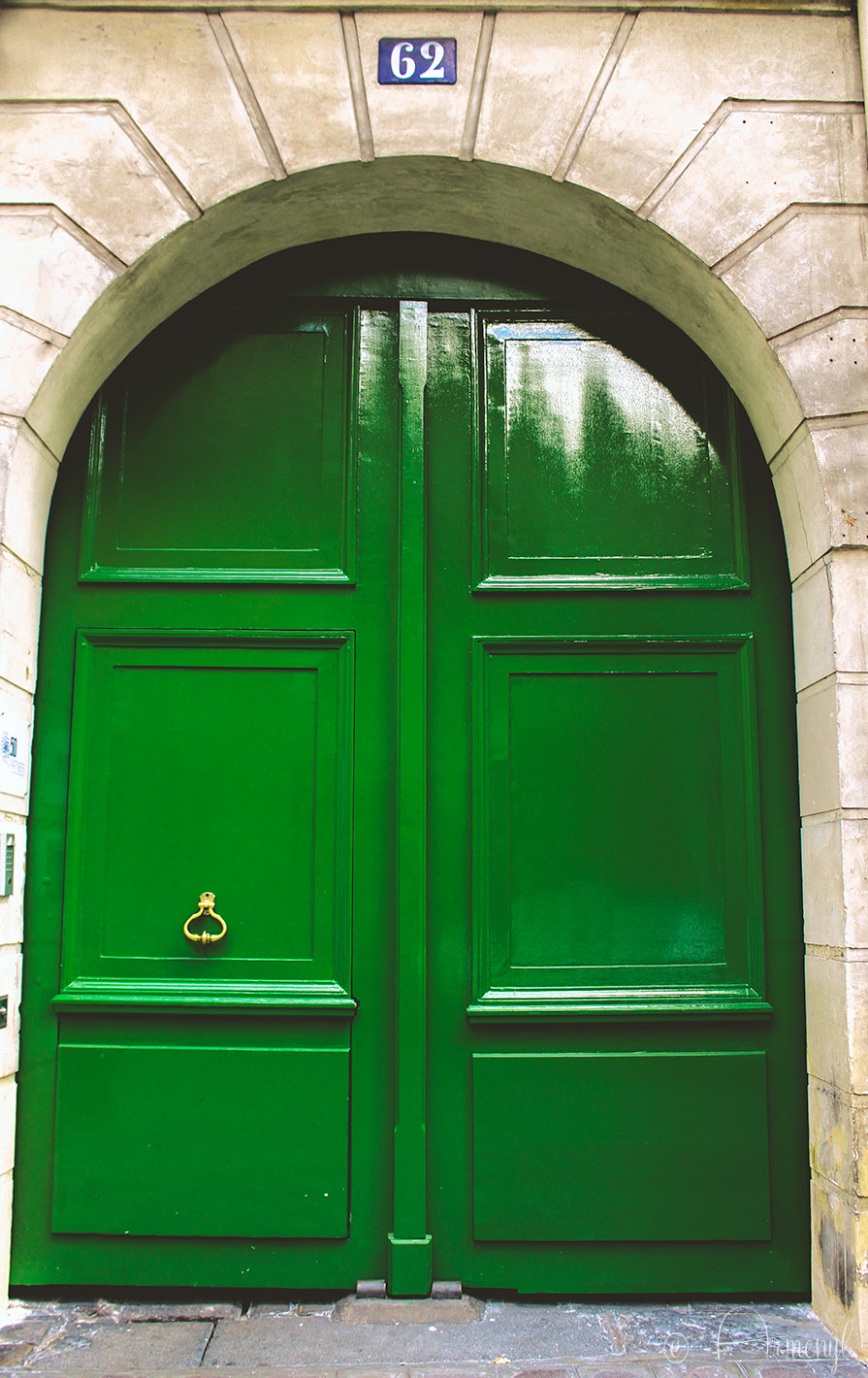 Blessed Doors by Armenyl.com