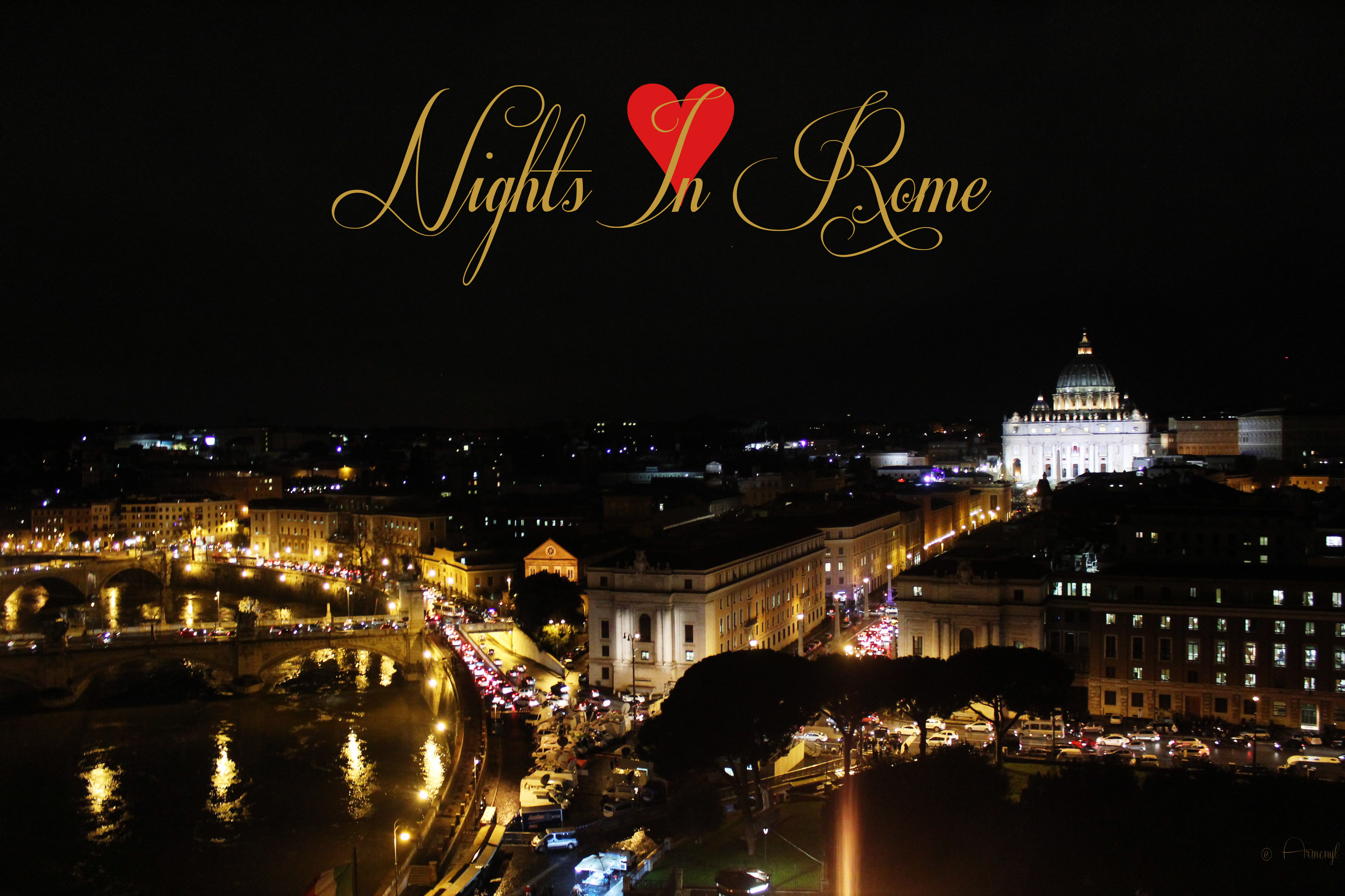 Rome-blessed