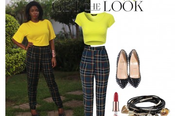 Get the preppy look by Armenyl blessed
