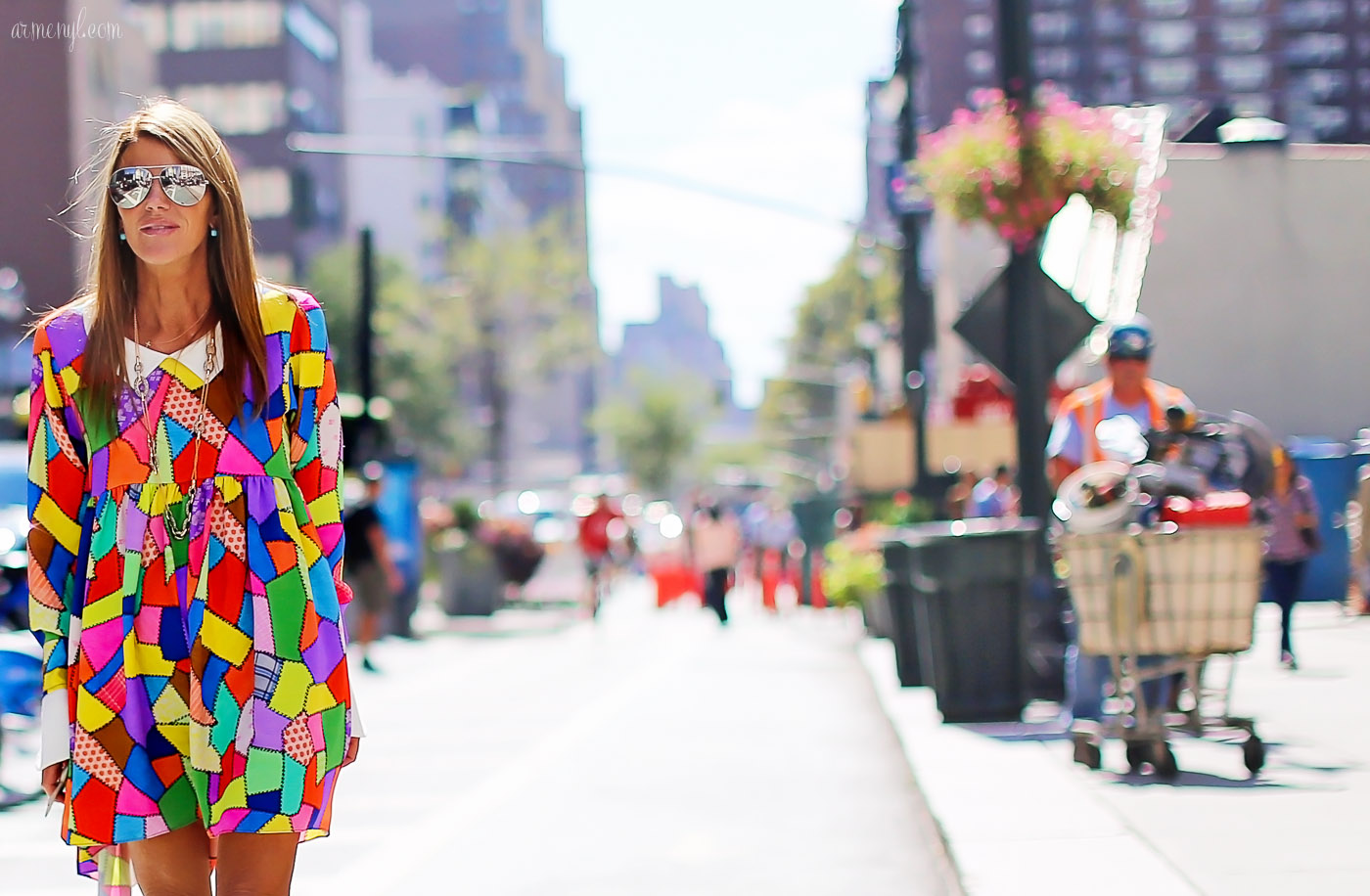 Anna Dello Russo at NYFW 2015 by Fashion Photographer Armenyl.com-3