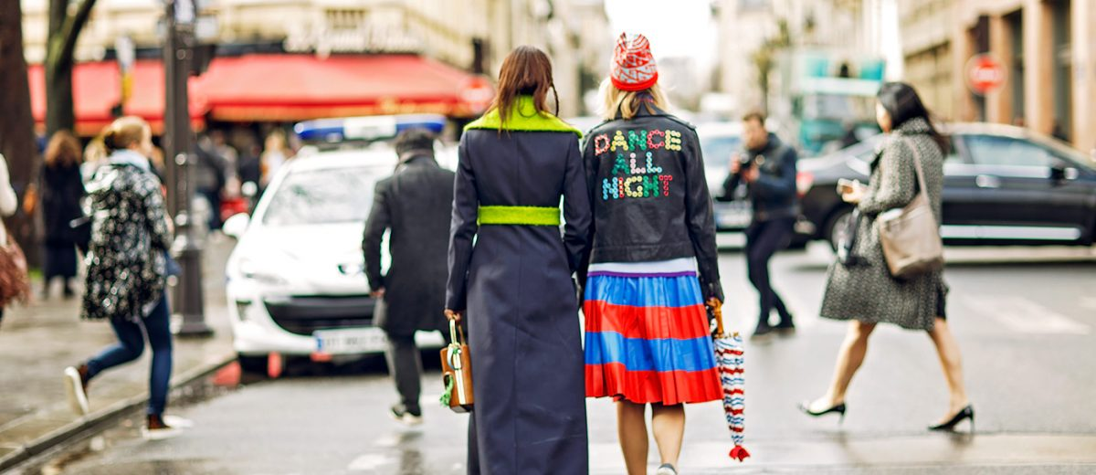 2-Michelle-Elie-Comme-des-Garcon-and-Elisa-Nalin-at-Paris-Fashion-week-photographed-by-Armenyl.com