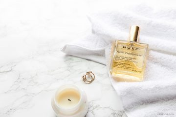 Summer favorite Nuxe Huile Prodigieuse dry body oil review
