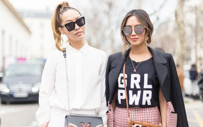 2Aimee-Song-and-Dani-Song-Style-at-Paris-Fashion-Week-street-style-by-Armenyl.com