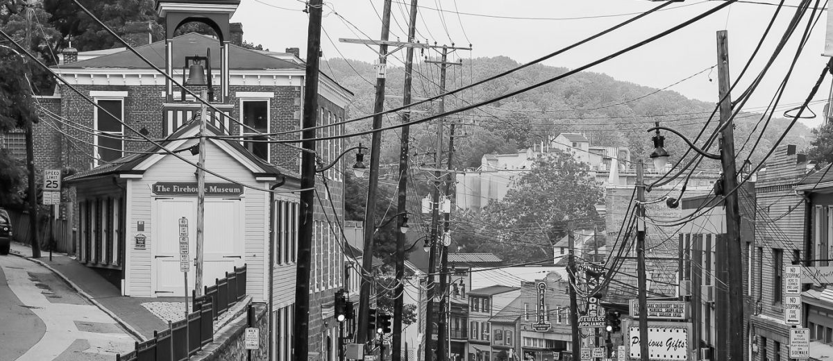 Before Ellicot City Maryland July 30 2016 Flood photographed by Armenyl Photography