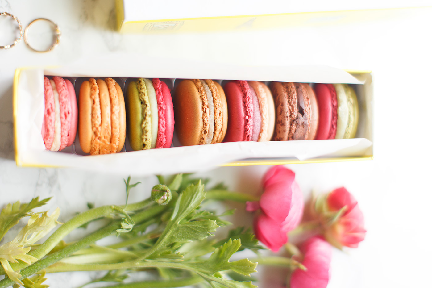 Pierre Herme Macarons for National Dessert day by Armenyl.com
