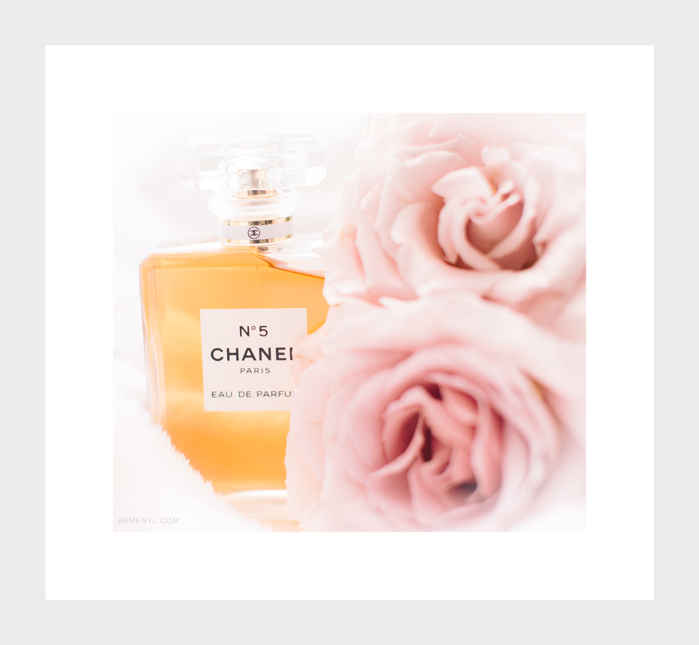 The best french beauty products every woman should have Chanel No 5 by Armenyl.com