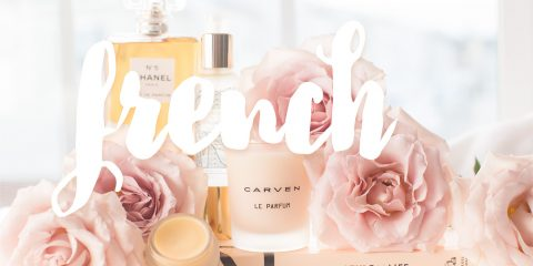 The best french beauty products every woman should have by Armenyl.com