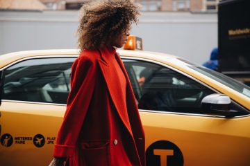 Best Streets style from New York Fashion Week photo by Armenyl.com