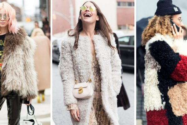 The best texture heavy looks at New York Fashion Week photographed by Armenyl.com