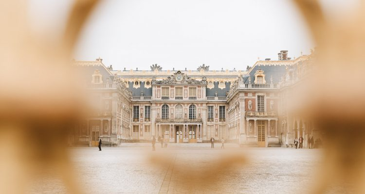 Château de Versailles, Palace of Versailles Golden gate, Versailles Gardens photography by Armenyl
