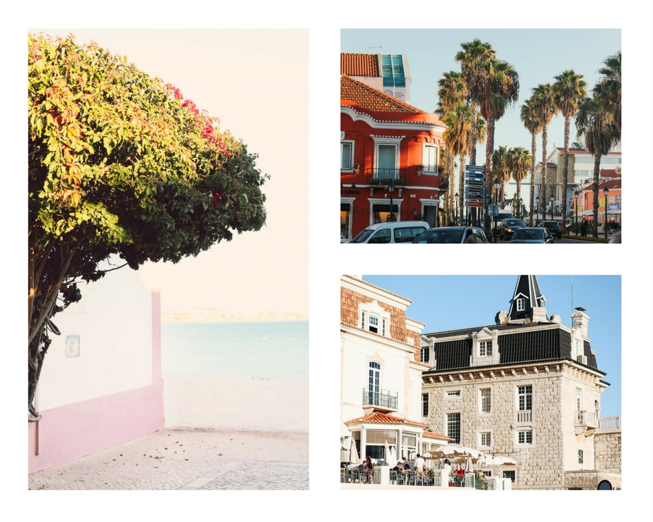 My trip to Cascais, Estoril Portugal Beach photography by Armenyl Travel Photography