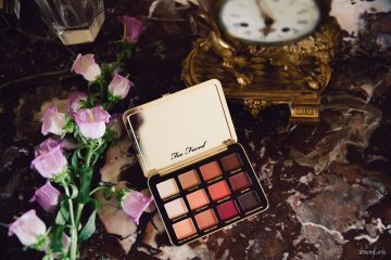 Too Faced Just Peachy Mattes Eyeshadow Palettes photo by Armenyl