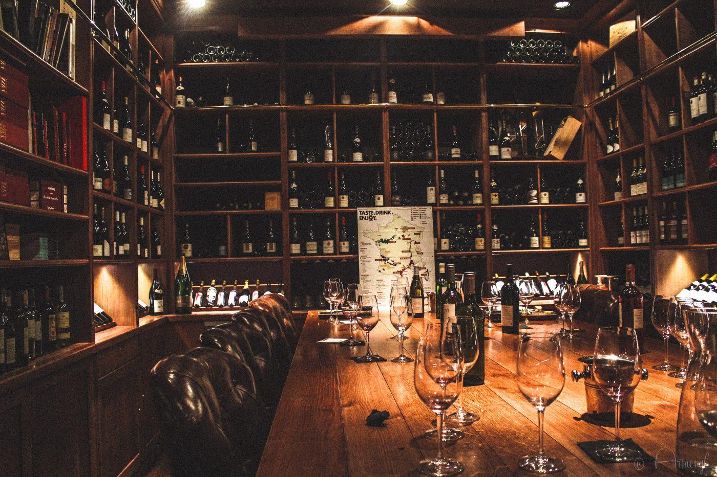 Wine Tasting In Paris Armenyl